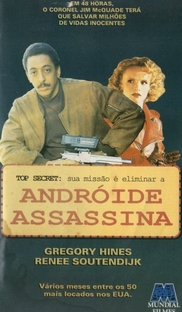 Andróide Assassina - Poster / Capa / Cartaz - Oficial 2