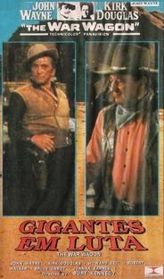 Gigantes em Luta - Poster / Capa / Cartaz - Oficial 3