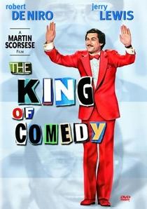 O Rei da Comédia - Poster / Capa / Cartaz - Oficial 3
