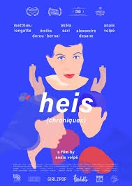 HEIS: Chroniques - Poster / Capa / Cartaz - Oficial 1