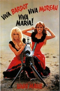 Viva Maria! - Poster / Capa / Cartaz - Oficial 3