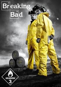 Breaking Bad (3ª Temporada) - Poster / Capa / Cartaz - Oficial 3