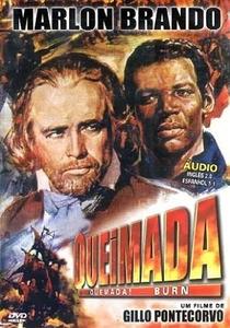 Queimada! - Poster / Capa / Cartaz - Oficial 3