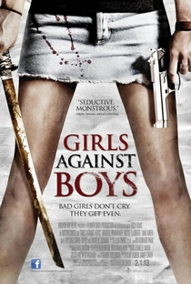 Girls Against Boys - Poster / Capa / Cartaz - Oficial 2
