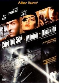 Capitão Sky e o Mundo de Amanhã - Poster / Capa / Cartaz - Oficial 1