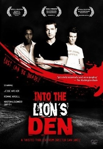 Into the Lion's Den - Poster / Capa / Cartaz - Oficial 2