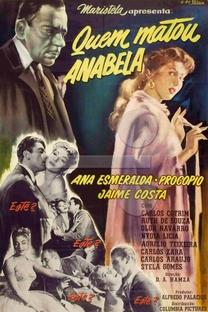 Quem matou Anabela? - Poster / Capa / Cartaz - Oficial 1