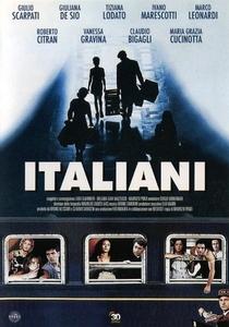 Italianos - Poster / Capa / Cartaz - Oficial 1