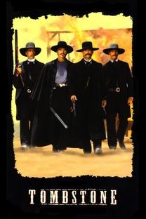 Tombstone - A Justiça Está Chegando - Poster / Capa / Cartaz - Oficial 3