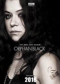 Orphan Black (4ª Temporada) - Poster / Capa / Cartaz - Oficial 3