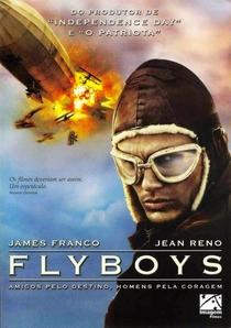 Flyboys - Poster / Capa / Cartaz - Oficial 5