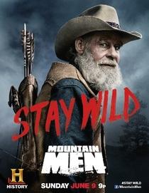 Homens da Montanha (1ª Temporada) - Poster / Capa / Cartaz - Oficial 1