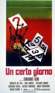 Un Certo Giorno - Poster / Capa / Cartaz - Oficial 2