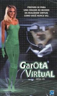 Garota Virtual - Poster / Capa / Cartaz - Oficial 1