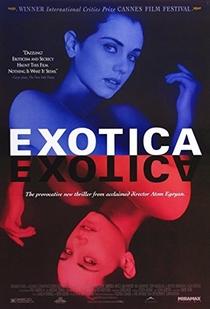 Exótica - Poster / Capa / Cartaz - Oficial 3