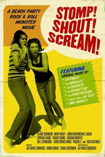 Stomp! Shout! Scream!  - Poster / Capa / Cartaz - Oficial 1