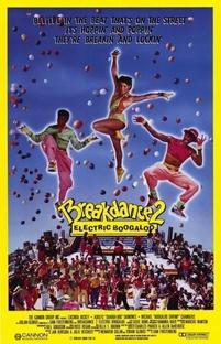 Breakdance 2 - Poster / Capa / Cartaz - Oficial 2