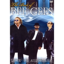 The Best of Bee Gees - Live In Australia - Poster / Capa / Cartaz - Oficial 1