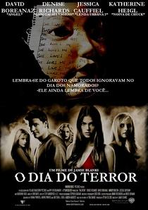 O Dia do Terror - Poster / Capa / Cartaz - Oficial 2