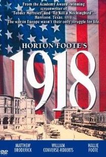 1918 - Poster / Capa / Cartaz - Oficial 1