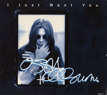 "Ozzy Osbourne - ""I Just Want You"" - Poster / Capa / Cartaz - Oficial 1"