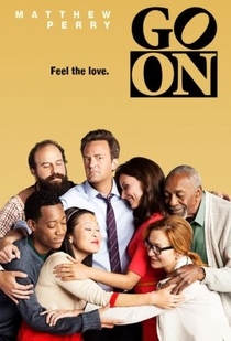 Go On (1ª Temporada) - Poster / Capa / Cartaz - Oficial 2