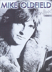 Mike Oldfield - Live at Montreux 1981 - Poster / Capa / Cartaz - Oficial 1