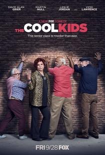 The Cool Kids (1ª Temporada) - Poster / Capa / Cartaz - Oficial 1