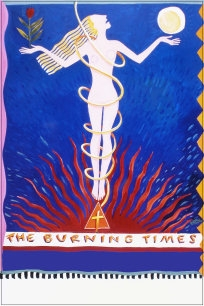 The Burning Times - Poster / Capa / Cartaz - Oficial 1