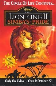 O Rei Leão 2: O Reino de Simba - Poster / Capa / Cartaz - Oficial 2