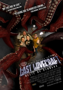 The Last Lovecraft: Relic of Cthulhu - Poster / Capa / Cartaz - Oficial 1