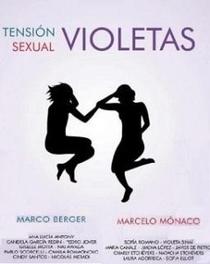 Tensão Sexual, Volume 2: Violetas - Poster / Capa / Cartaz - Oficial 2
