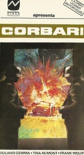 Corbari - A Guerra Subterrânea - Poster / Capa / Cartaz - Oficial 2