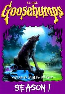 Goosebumps (1ª Temporada) - Poster / Capa / Cartaz - Oficial 1