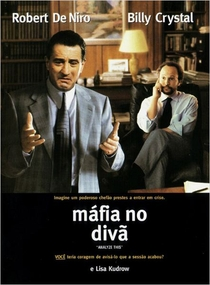 Máfia no Divã - Poster / Capa / Cartaz - Oficial 3
