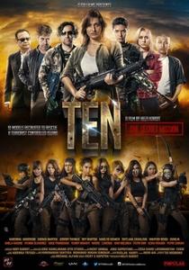 Ten: The Secret Mission - Poster / Capa / Cartaz - Oficial 1