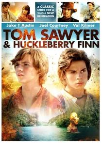 Tom Sawyer and Huckleberry Finn - Poster / Capa / Cartaz - Oficial 1