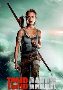 Tomb Raider: A Origem - Poster / Capa / Cartaz - Oficial 13