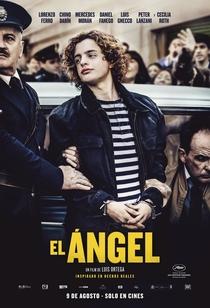 O Anjo - Poster / Capa / Cartaz - Oficial 2