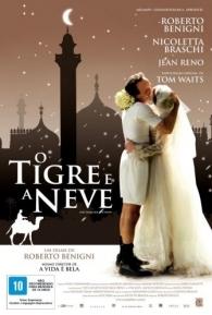 O Tigre e a Neve - Poster / Capa / Cartaz - Oficial 3