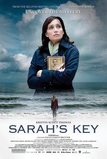 A Chave de Sarah - Poster / Capa / Cartaz - Oficial 3
