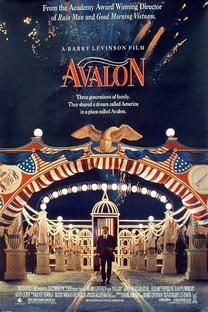 Avalon - Poster / Capa / Cartaz - Oficial 2