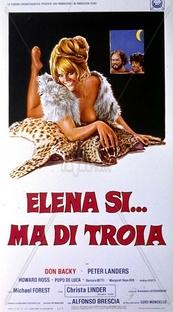 Elena Sì, Ma... di Troia - Poster / Capa / Cartaz - Oficial 1