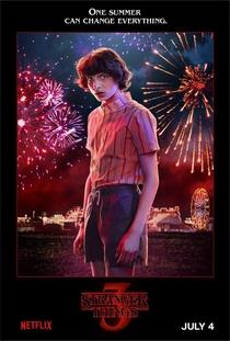 Stranger Things (3ª Temporada) - Poster / Capa / Cartaz - Oficial 11
