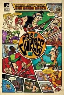 The Jorges - MTV - Poster / Capa / Cartaz - Oficial 1