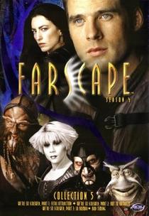 Farscape 4ª Temporada - Poster / Capa / Cartaz - Oficial 5