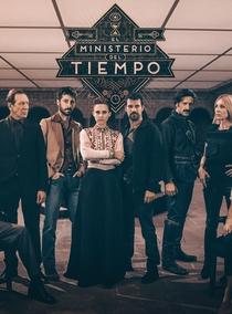 El Ministerio del Tiempo (1ª Temporada) - Poster / Capa / Cartaz - Oficial 2