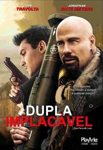 Dupla Implacável - Poster / Capa / Cartaz - Oficial 5