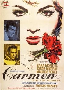Carmen de Ronda - Poster / Capa / Cartaz - Oficial 1