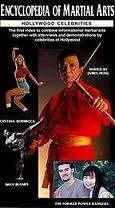 Encyclopedia of Martial Arts: Hollywood Celebrities  - Poster / Capa / Cartaz - Oficial 1